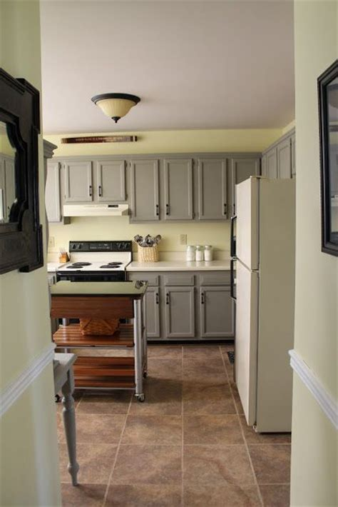 wall color soft sunlight by valspar cabinet color linen by sloan chalk paint