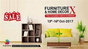 south india39s biggest furniture interior expo 26 29 With home furniture expo 2017 hyderabad