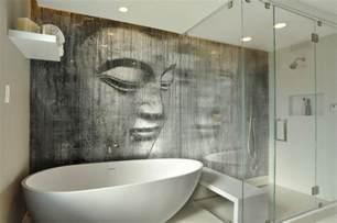 bathtub ideas for small bathrooms papier peint salle de bain moderne 30 idées ingénieuses