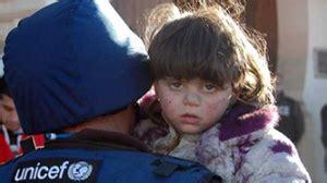 unicef siege syrian crisis child refugee crisis unicef usa