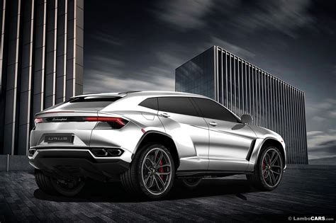 Productionspec Lamborghini Urus May Debut At Shanghai