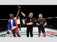 UFC Saint Preux salva el segundo match ball y Andrade
