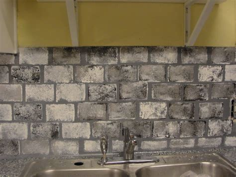 glass brick tile backsplash cabinet hardware room