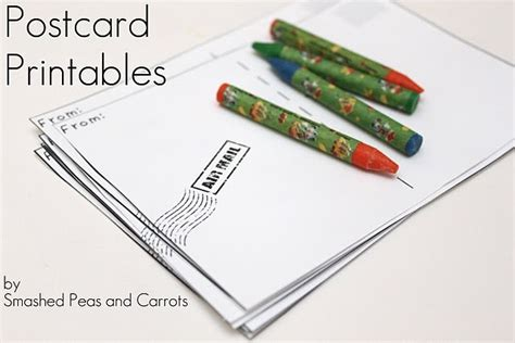 Postcard Template Free Printable And 39 S 17 Best Ideas About Free Postcards On Postcard