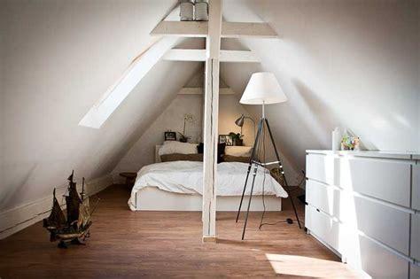 dachbodenausbau ideen schlafzimmer dachstuhl schlafzimmer bed r00m bedroom loft attic