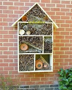 Fabriquer Un Hotel A Insecte : construire un h tel insectes ~ Melissatoandfro.com Idées de Décoration
