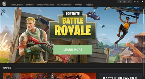 epic games launcher easily buy install  update games