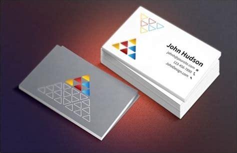 plantillas psd gratis  crear tarjetas de negocio