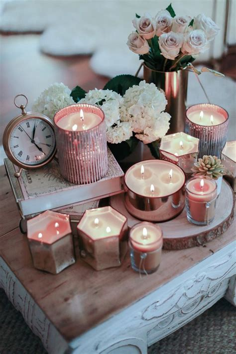 Decorating Ideas For Candles by Best 25 Bedroom Candles Ideas On Cozy
