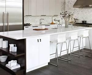 Elegant White Ikea Kitchen Modern Kitchen Toronto By Croma Express Kitchens