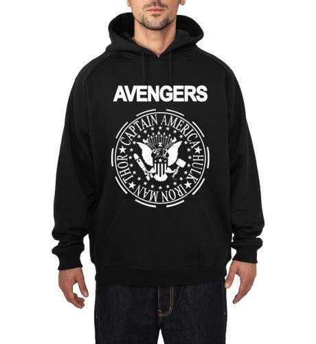 avengers hoodie blue black swag shirts