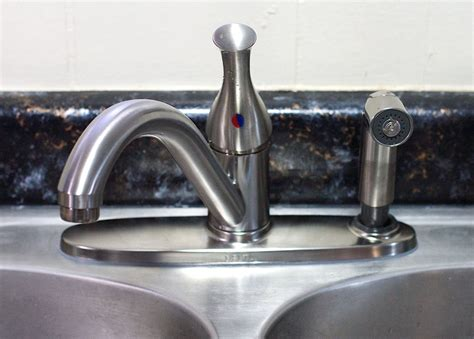 removing kitchen sink sprayer how to replace a kitchen sink sprayer