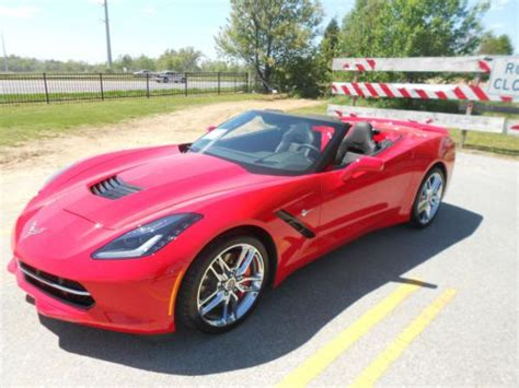 purchase   chevrolet corvette stingray convertable