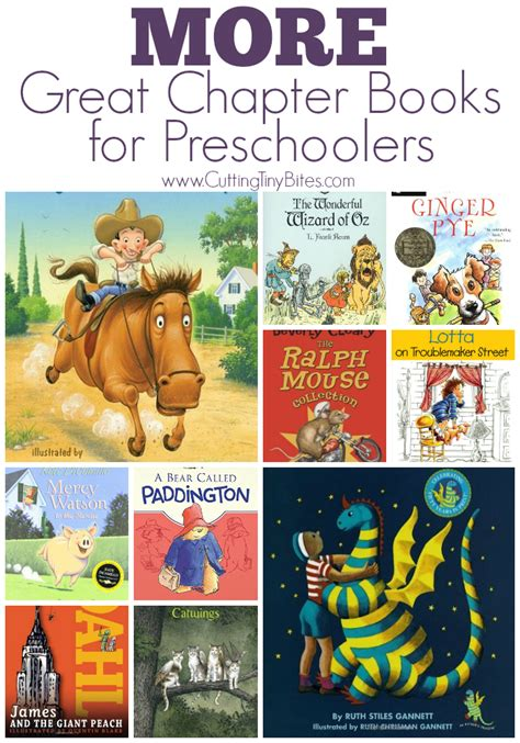 more great chapter books for preschoolers what can we do 183 | MoreChapterBooks