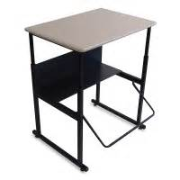 Alphabetter Desks And Stools by Safco Alphabetter Stand Up Desks And Stool Blick