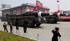 North Korea Launched A Missile But It Failed By Blowing Up ...