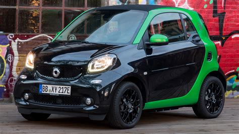 Smart Fortwo Electric Drive (2017) Wallpapers And Hd