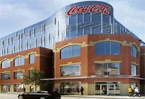 Coca-Cola's New Head Office
