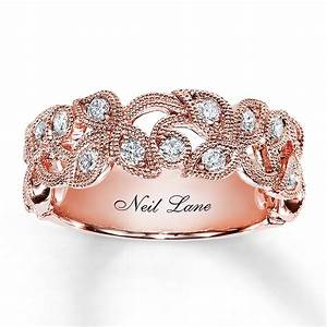 rose gold rings rose gold rings wedding With rosegold wedding ring