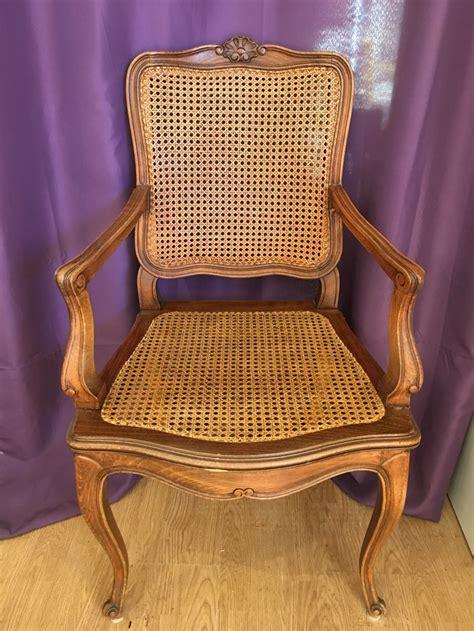 cannage pour chaise réparation cannage chaise