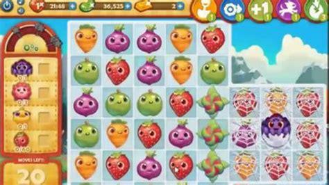 Farm Heroes Saga Level 288 Lösung, Tipps Und Tricks