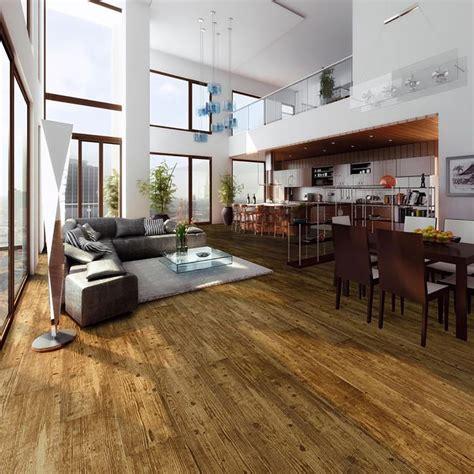 hardwood flooring in kitchens best 25 wood plank tile ideas on wood look 4157