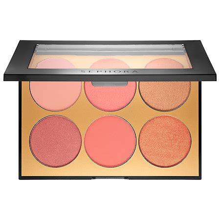 Sephora Blush On sephora collection contour blush palette boutiqify
