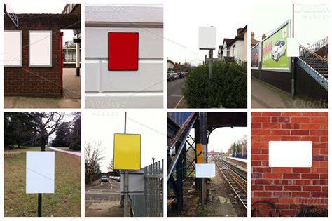 yard sign mockup psd images mockup blank sign real