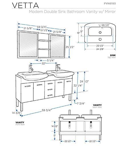 standard bathroom cabinet height sinks 2017 standard bathroom sink size ideas standard