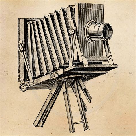 14347 photographer clipart vintage vintage photography illustration printable 1800s