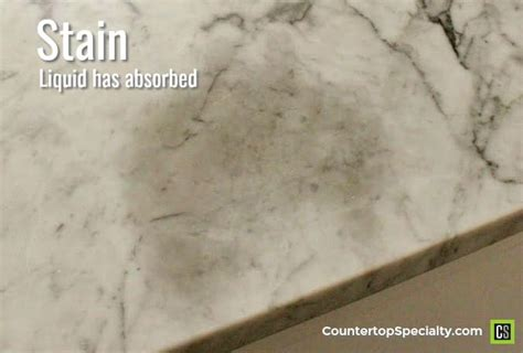 how to remove countertop stains how to clean marble countertops remove water stains