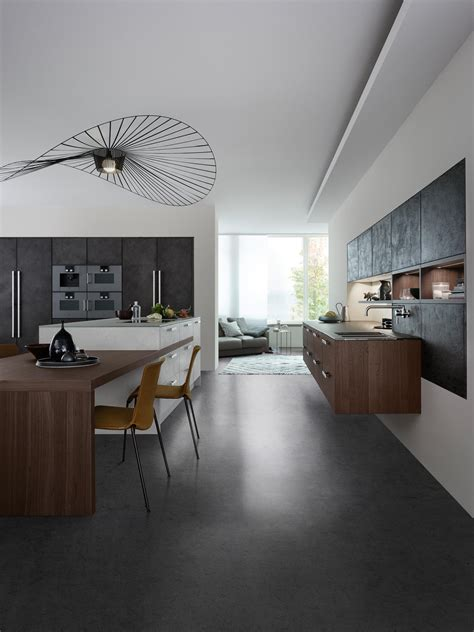 Leicht Küche Beton by Topos Concrete Fitted Kitchens From Leicht K 252 Chen Ag