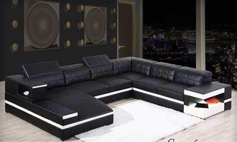 canape noir pas cher table basse noir et blanc pas cher ukbix