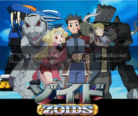 zoids chaotic century exiled season