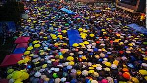 How has Hong Kong changed since the Umbrella Movement?
