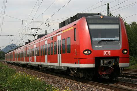 DB-Baureihe 425 (1999)