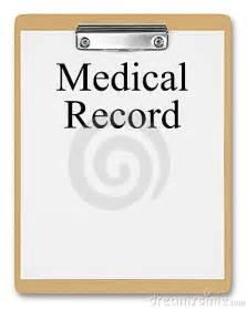 Medical Records Clip Art