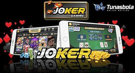 Agen Slot Joker Deposit 25ribu Dengan Bonus Terbesar ...