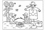 Coloring Fall Ausmalbilder Herbst Autumn Printable Malvorlagen Kostenlos Zum Kinder Malbuch Kleurplaten Herfst Benefit Gratis Sheets Dorf Thanksgiving Gunsten Ausmalen sketch template