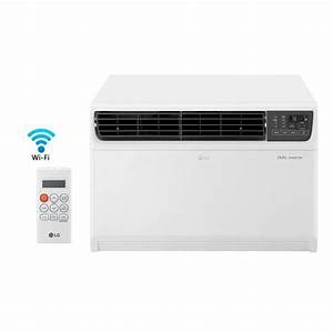 Lg Electronics 18 000 Btu Dual Inverter Smart Window Air