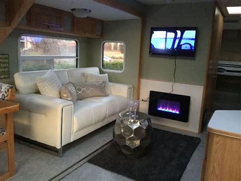 27 Best Travel Trailer Remodel Ideas Images On Pinterest