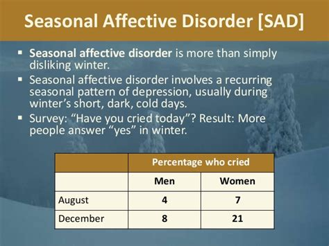 seasonal affective disorder l seasonal affective disorder quotes images