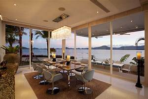 8 best dining areas w stunning views from the luxury With salle a manger villa