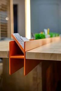 25 best ideas about steel on pinterest steel table With desk letter board