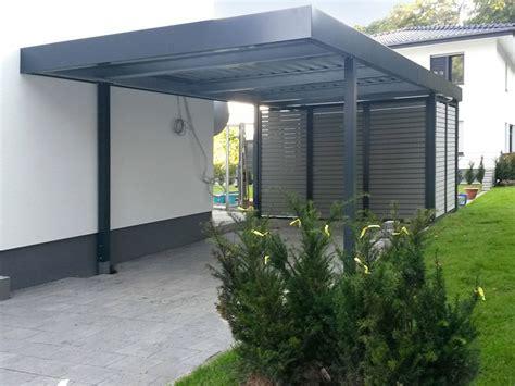 Einzelcarports  Carceffo  Moderne Carports & Garagen