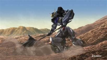 Orphans Blooded Iron Gundam Monodomo Title