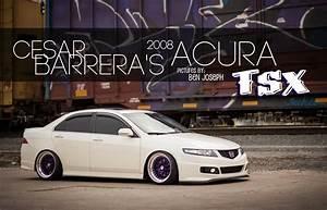 Cesar Barrera's TSX - Slammedenuff?