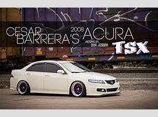 Cesar Barrera's TSX Slammedenuff?