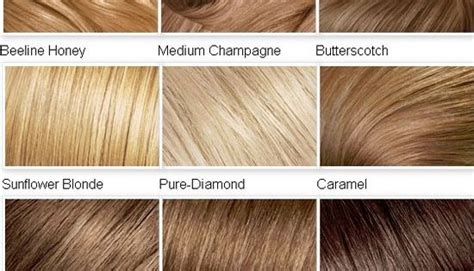 Information About Shades Of Blonde Hair Dye At Dfemale.com