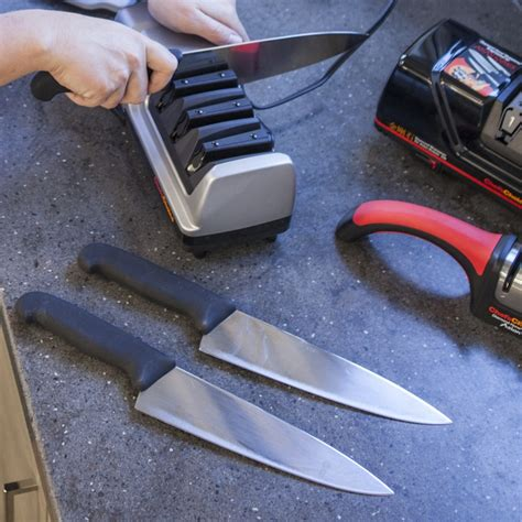 sharpen kitchen knives cooks illustrated
